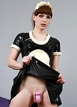 Natalie Mars In Sexiest Maid Ever